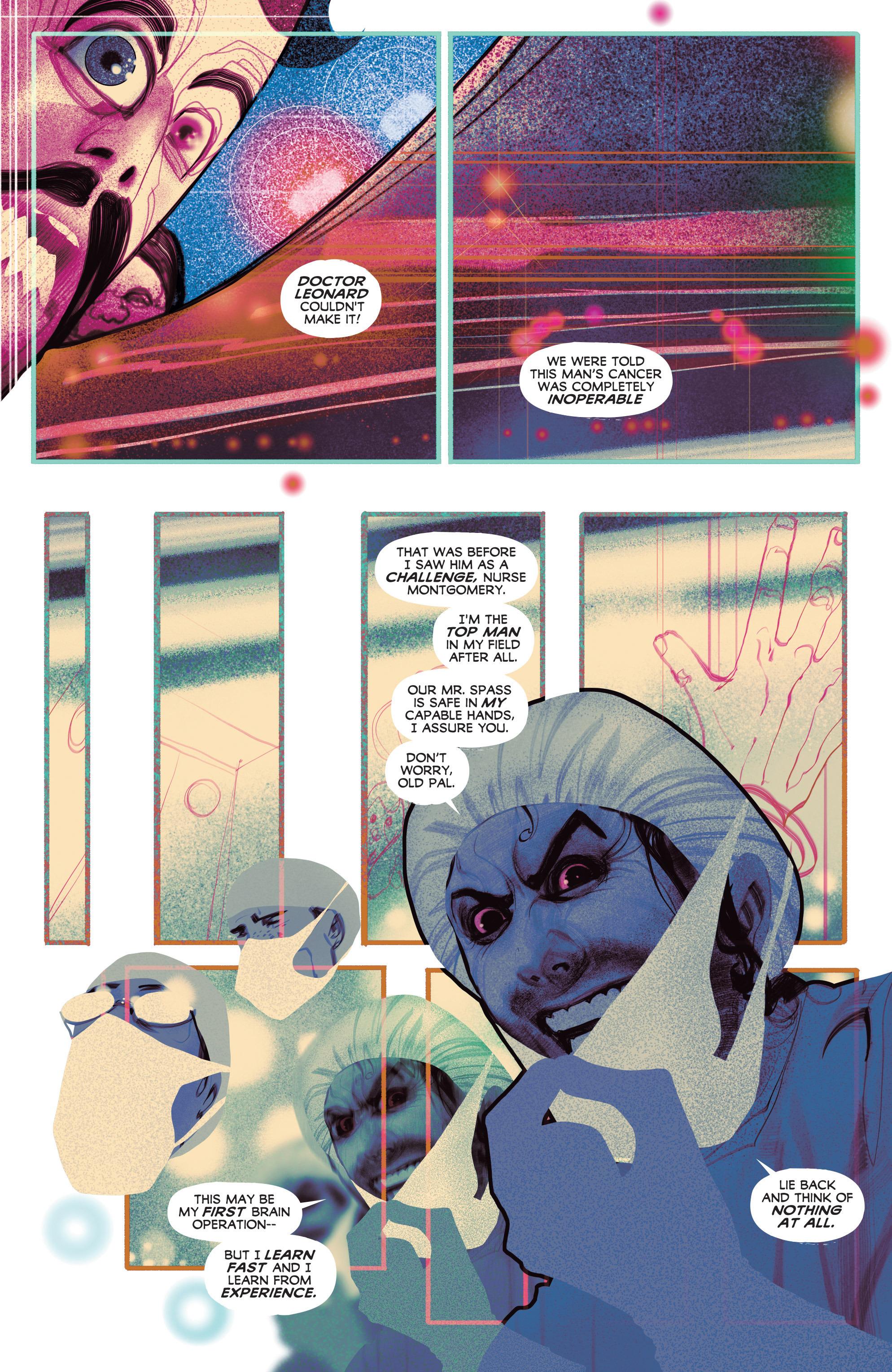 Read online Annihilator comic -  Issue #6 - 36