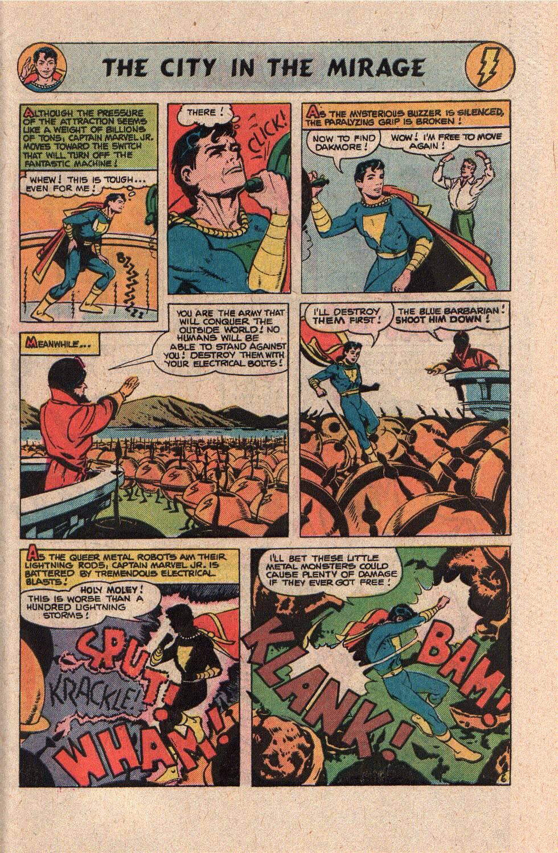 Read online Shazam! (1973) comic -  Issue #21 - 31