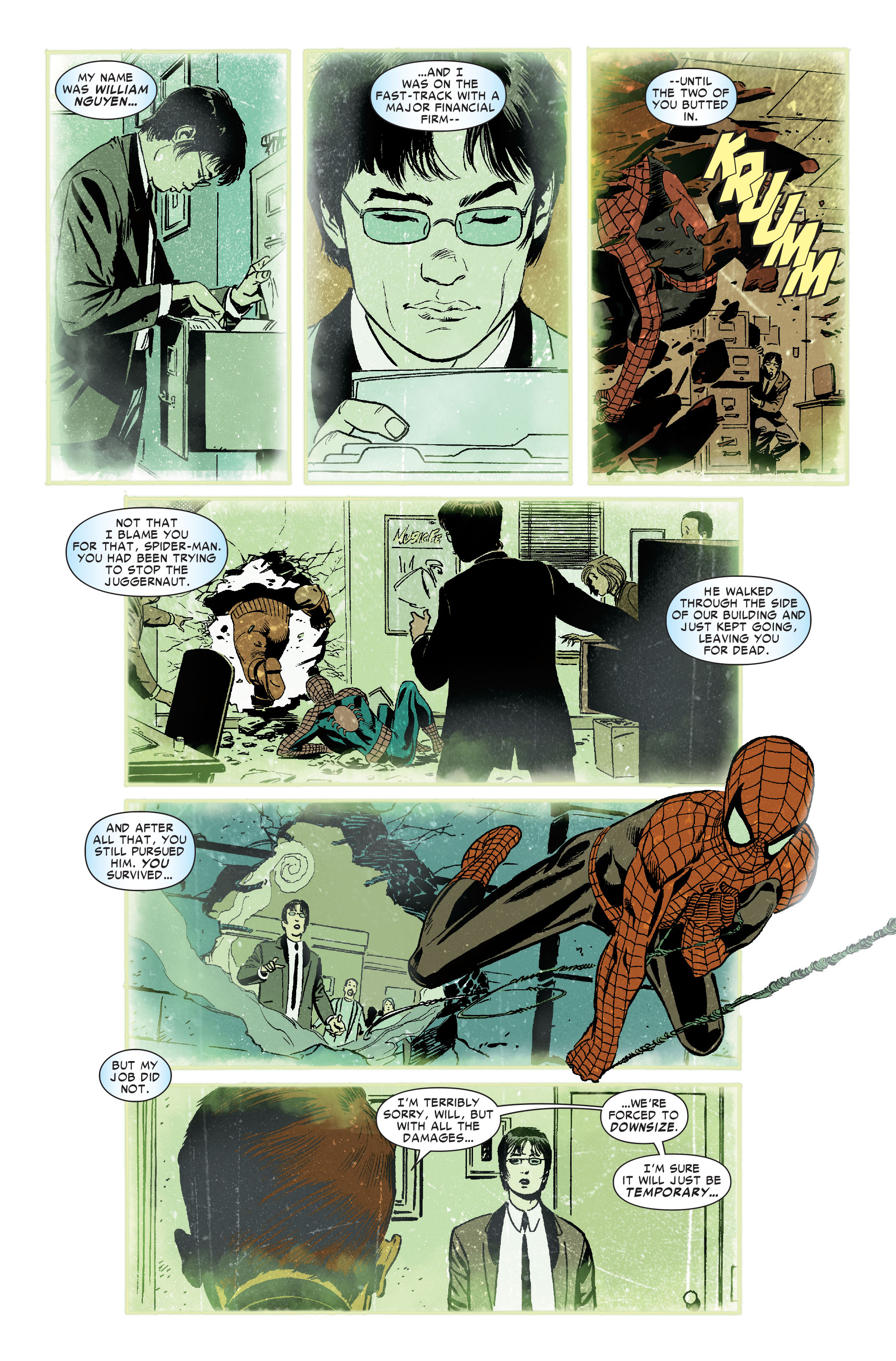 The Amazing Spider-Man (1963) 629 Page 6