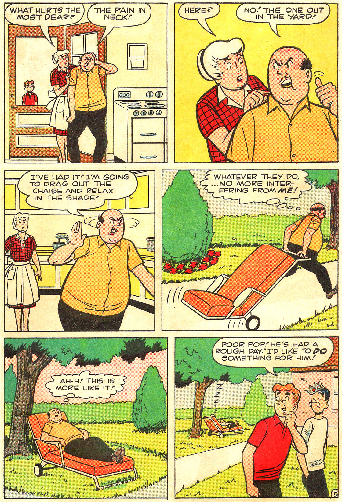 Read online Archie (1960) comic -  Issue #160 - 23