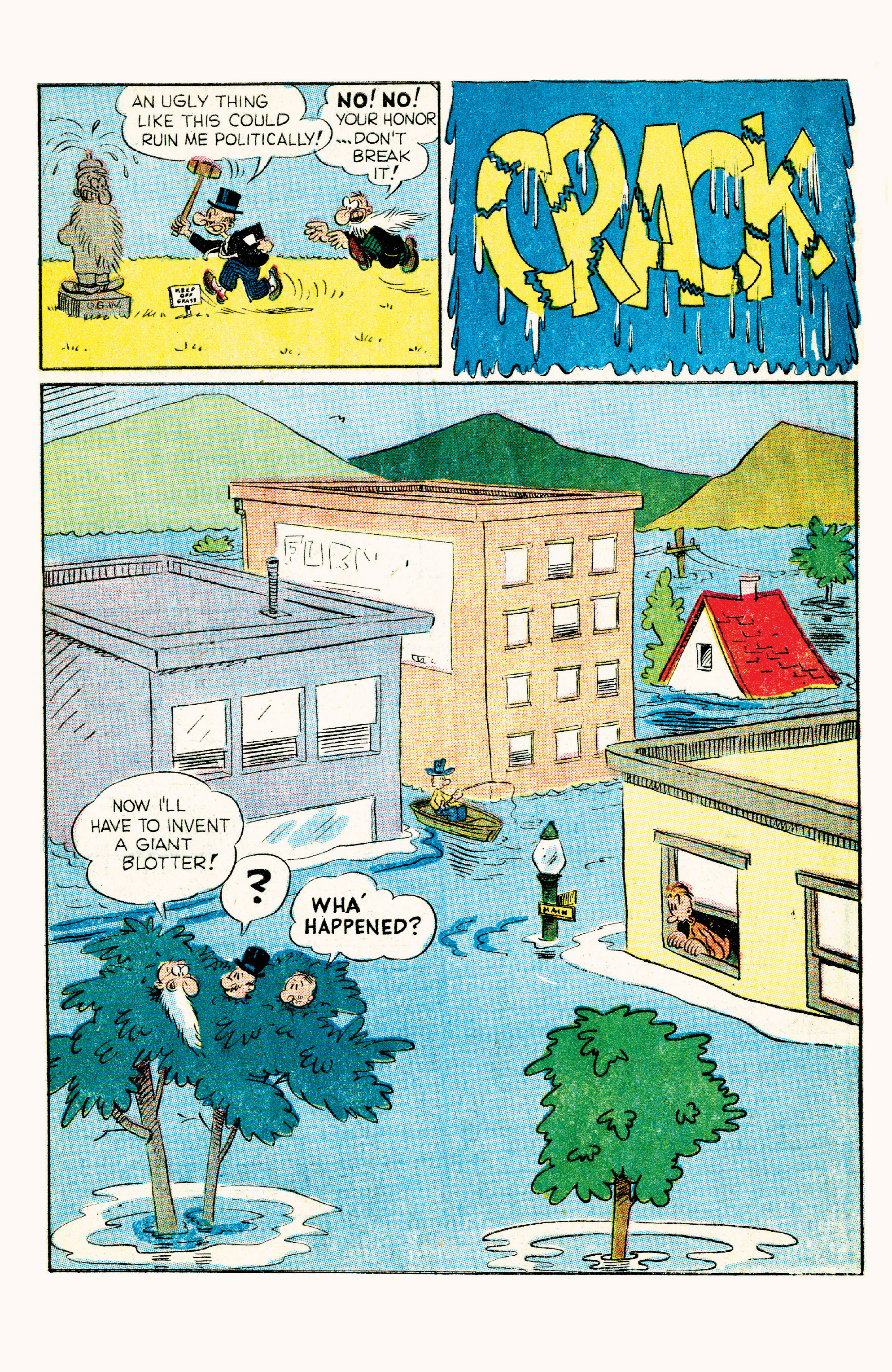 Read online Classic Popeye comic -  Issue #57 - 33
