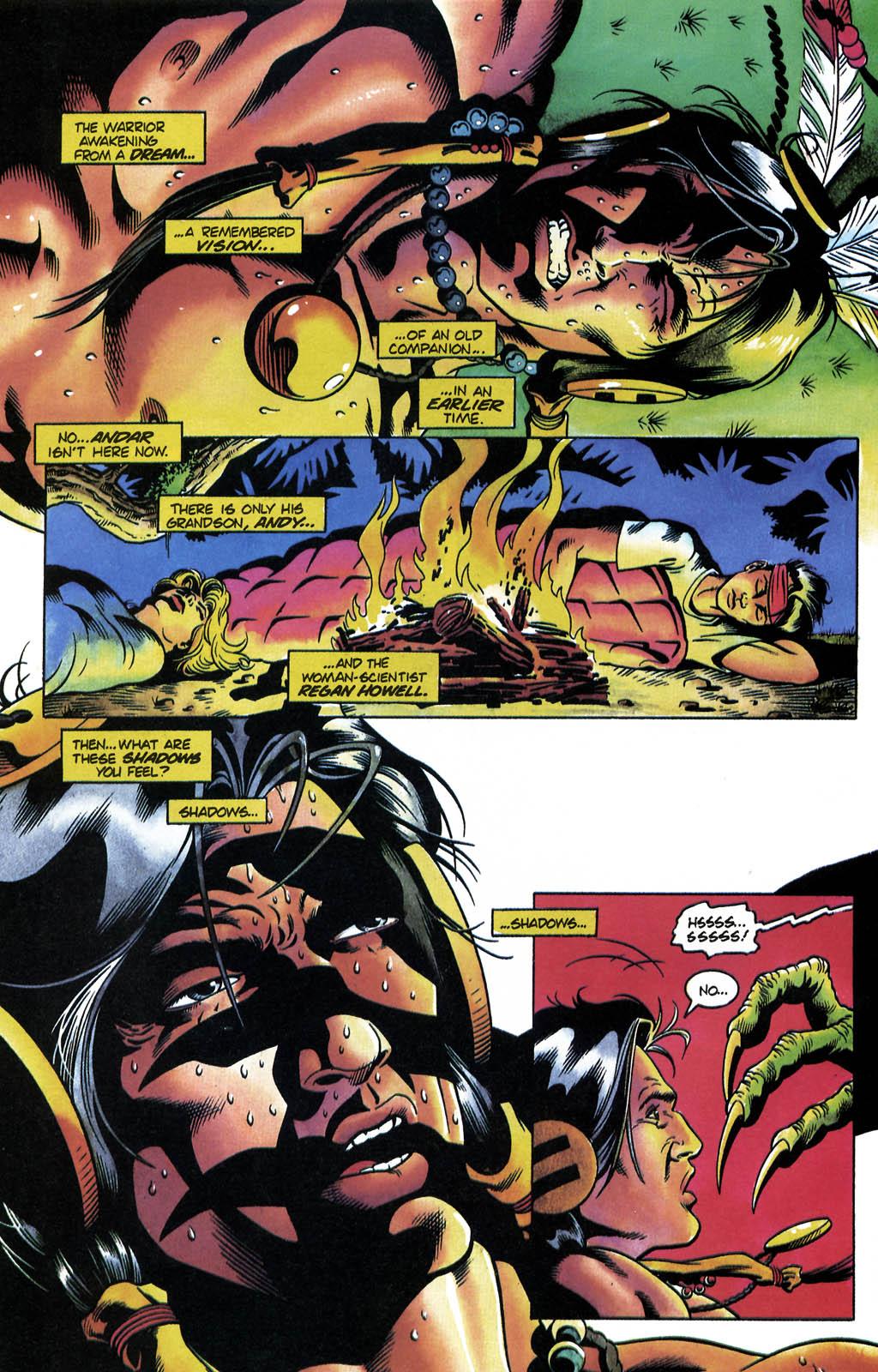 Read online Turok, Dinosaur Hunter (1993) comic -  Issue #36 - 3