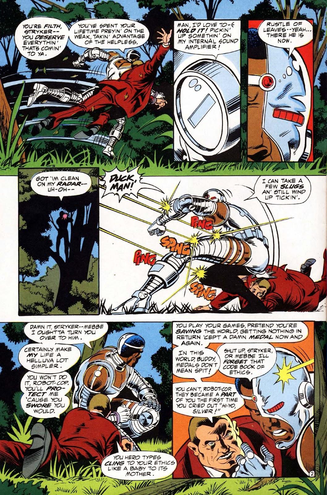 Vigilante (1983) issue 3 - Page 3