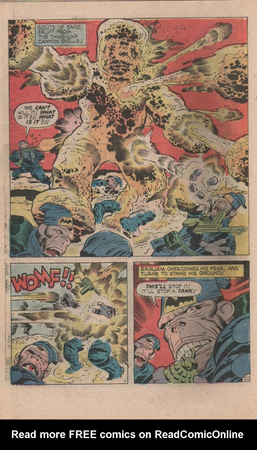Kamandi, The Last Boy On Earth issue 32 - Page 22