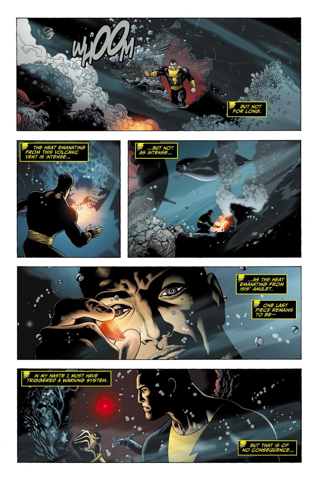 Black Adam: The Dark Age issue 5 - Page 5