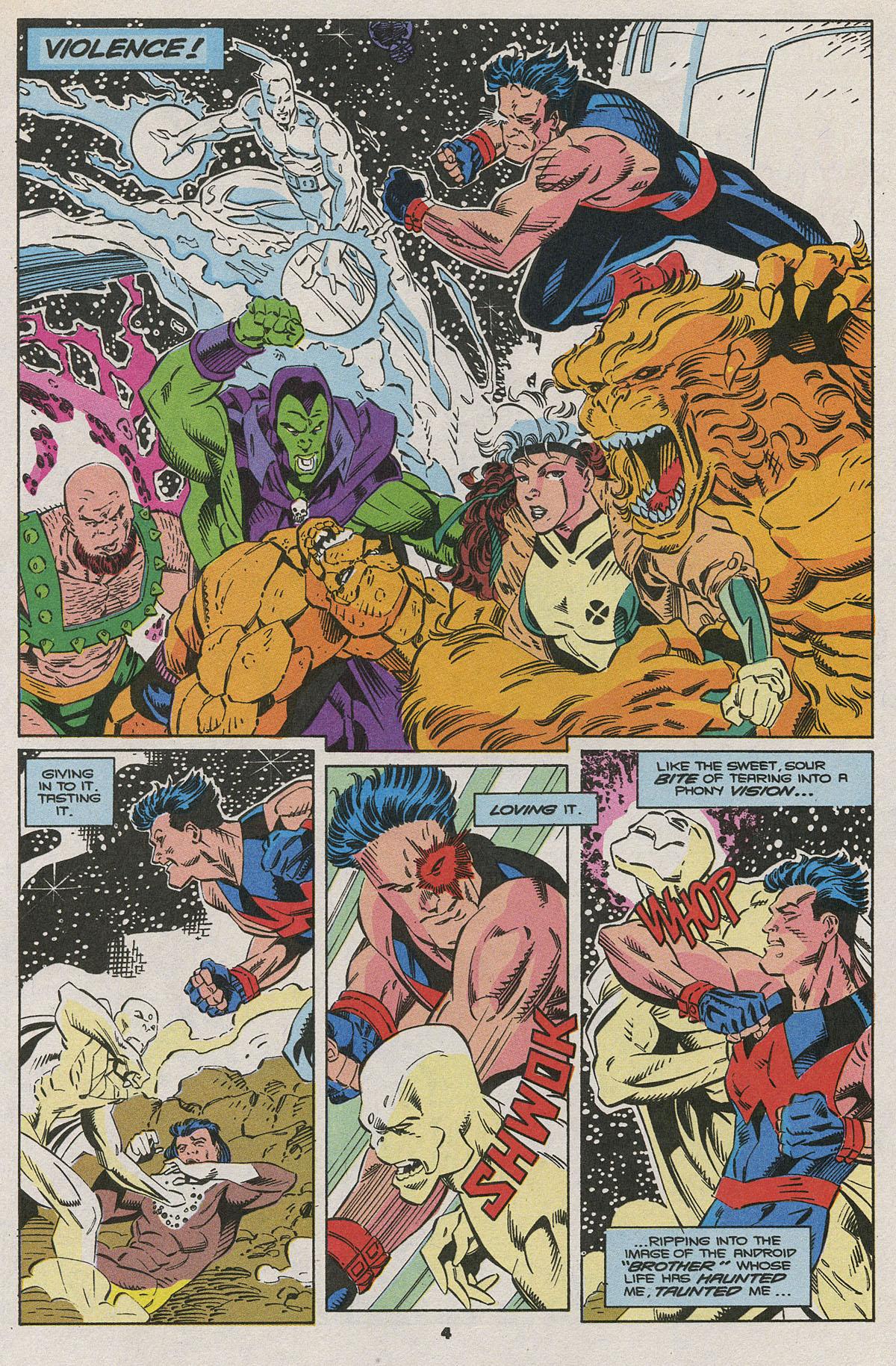 Read online Wonder Man (1991) comic -  Issue #15 - 4