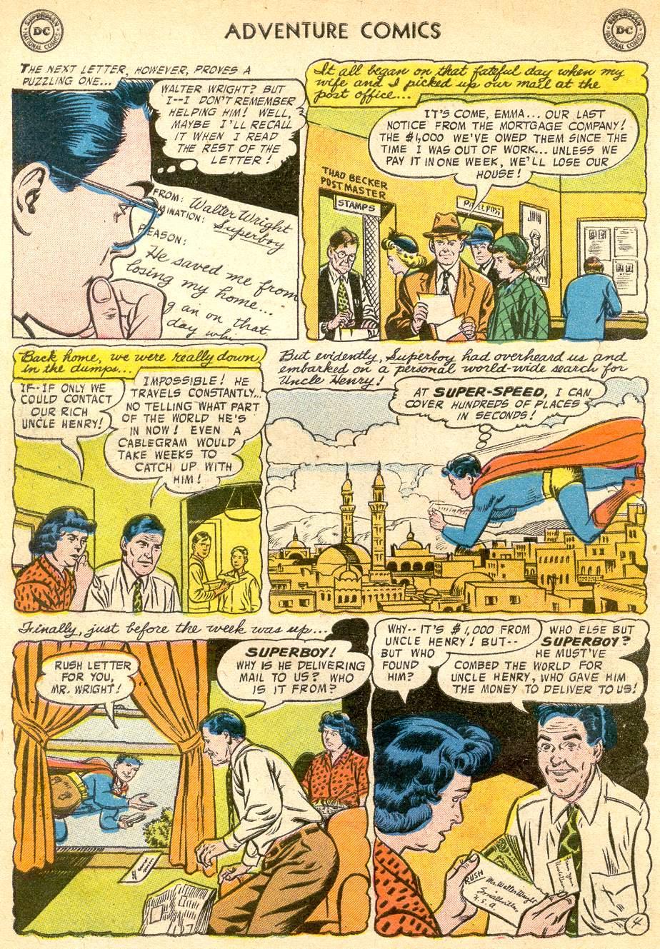 Read online Adventure Comics (1938) comic -  Issue #227 - 6