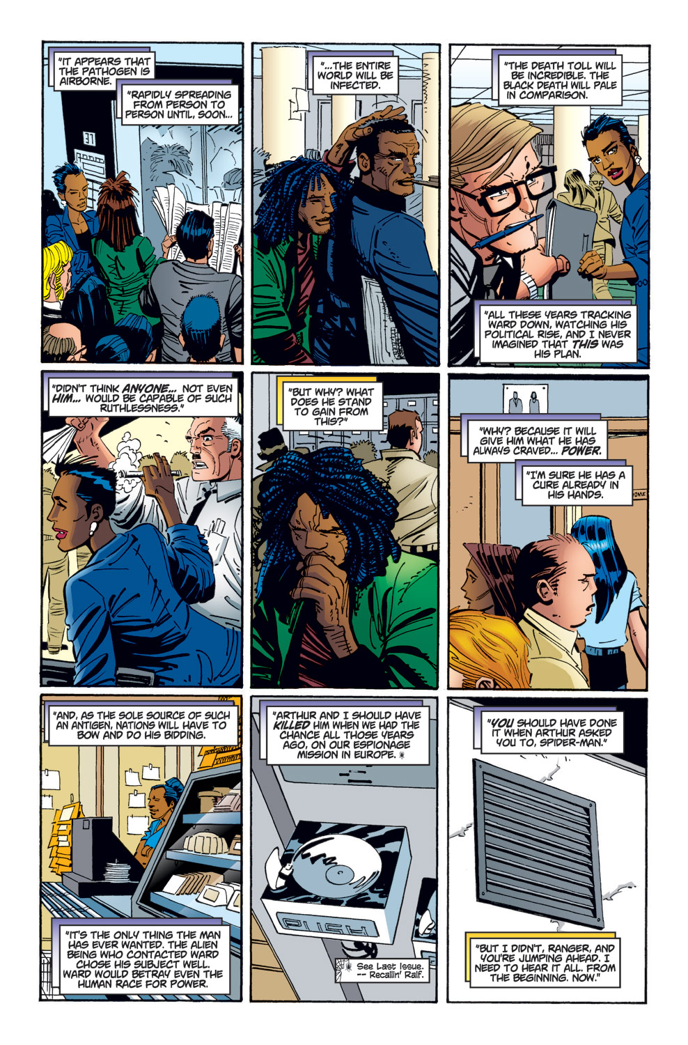 The Amazing Spider-Man (1999) 24 Page 11