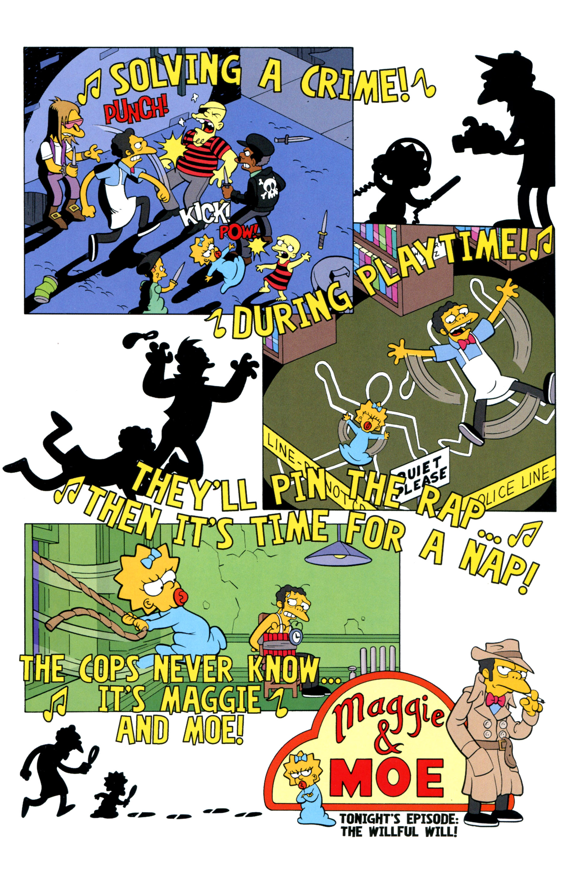 Read online Simpsons Illustrated (2012) comic -  Issue #8 - 25