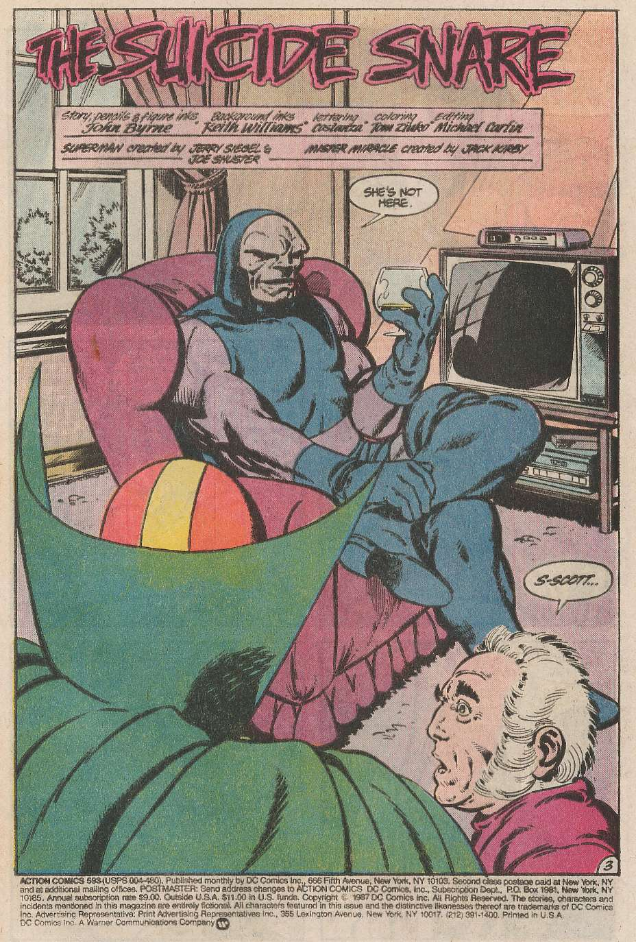 Action Comics (1938) 593 Page 3