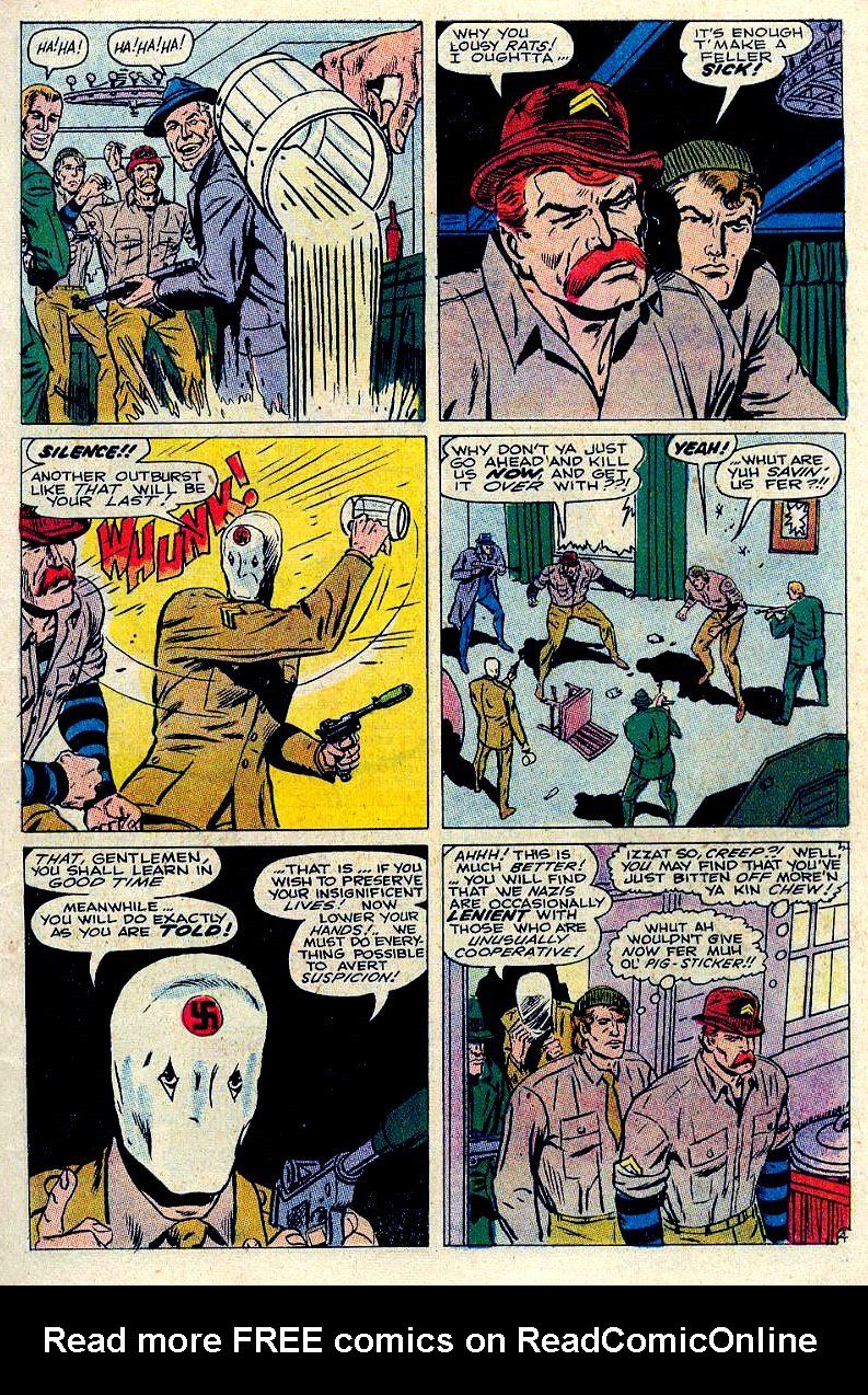 Read online Sgt. Fury comic -  Issue #84 - 7