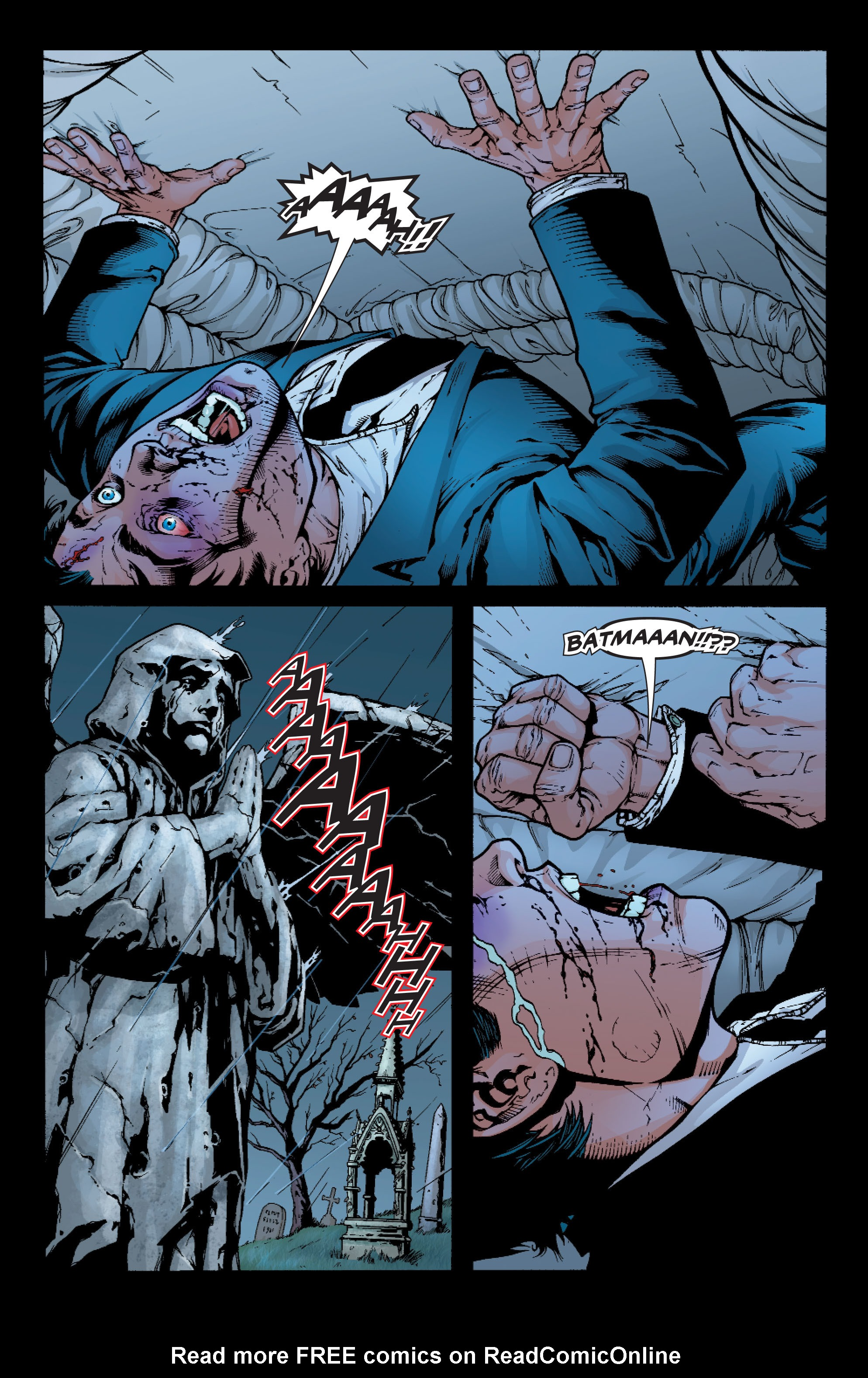 Read online Batman: Under The Red Hood comic -  Issue # Full - 329
