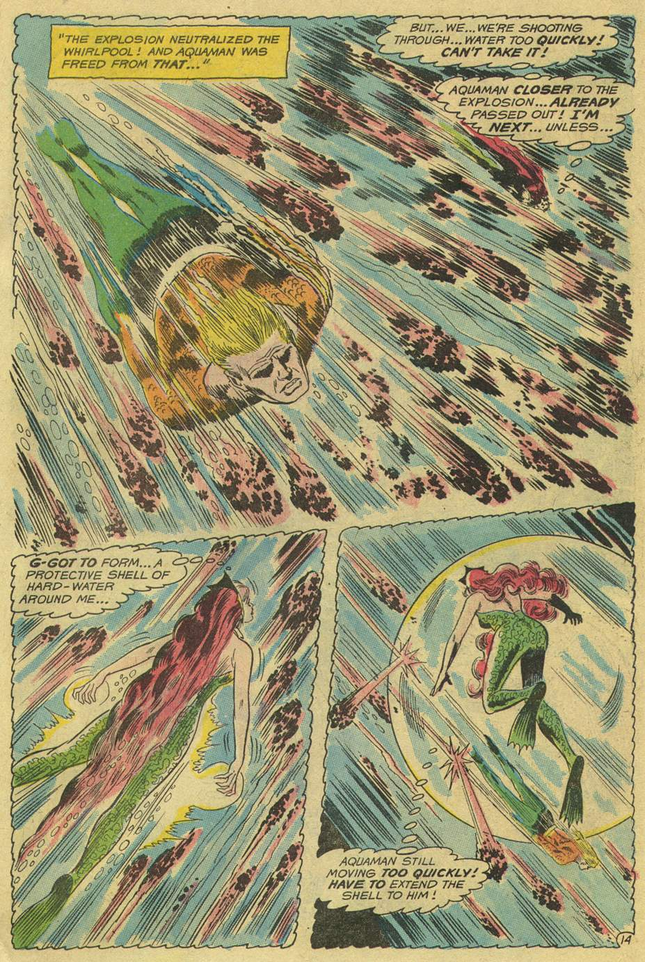 Read online Aquaman (1962) comic -  Issue #46 - 19