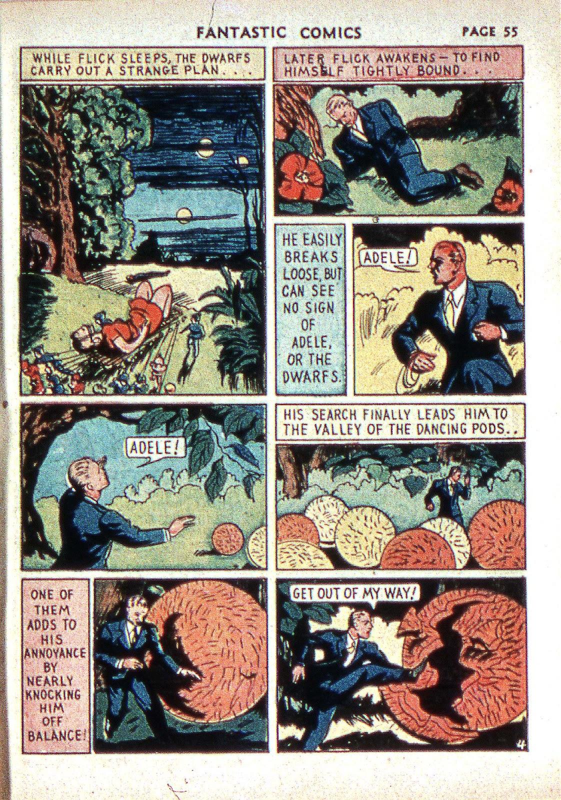 Read online Fantastic Comics comic -  Issue #2 - 56