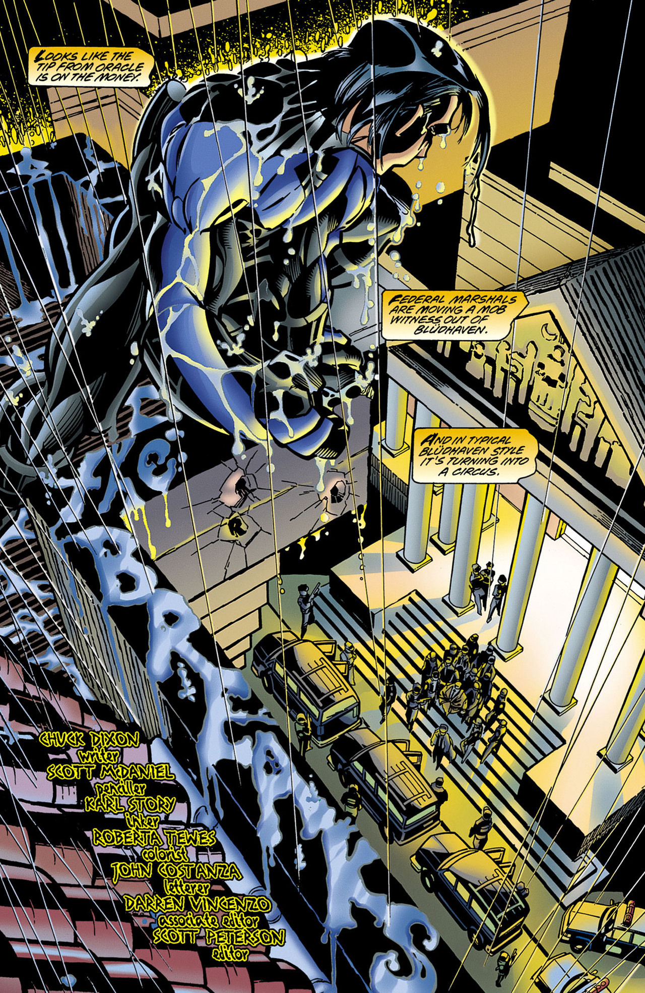 Read online Nightwing (1996) comic -  Issue #0.5 - 3