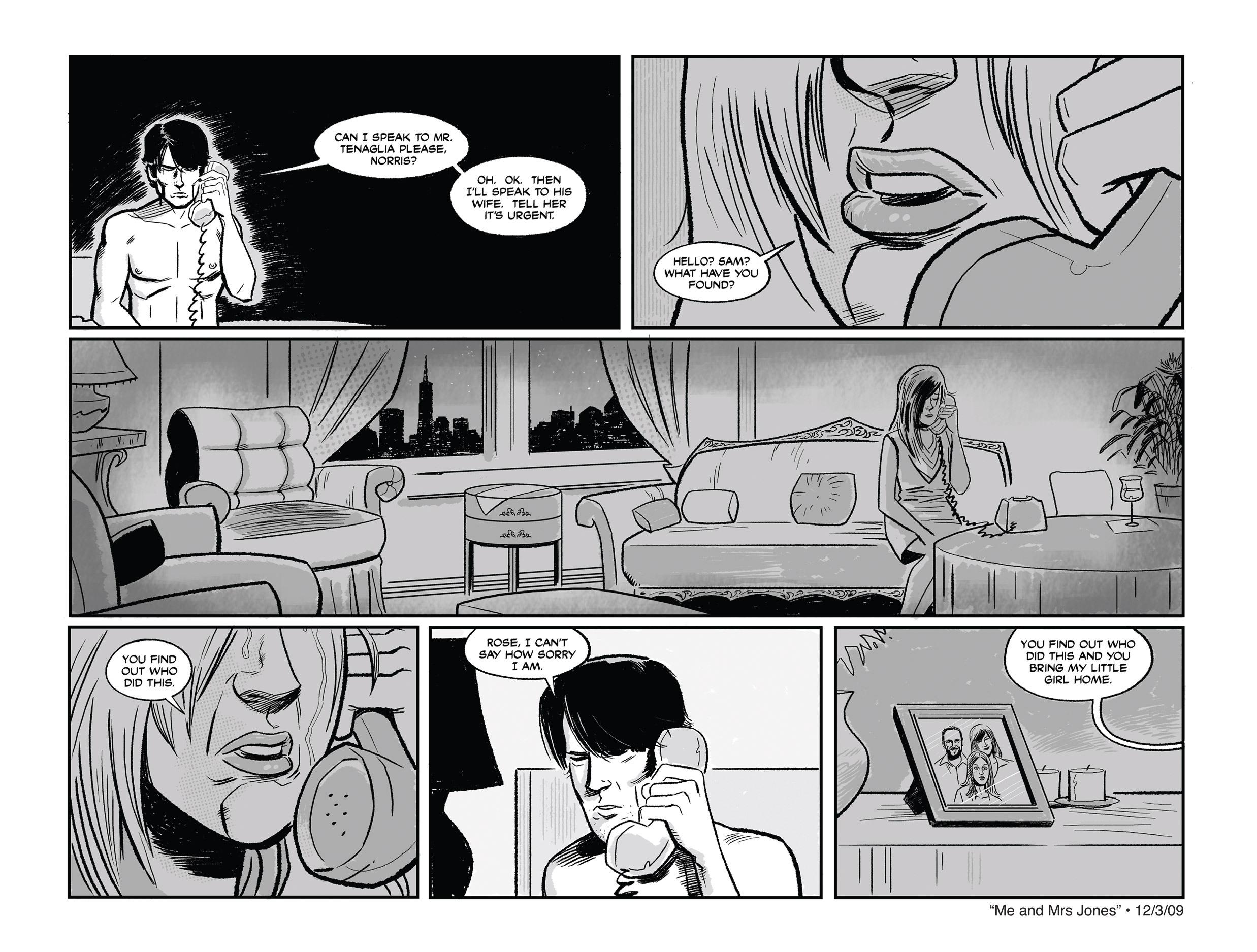 Read online She Died In Terrebonne comic -  Issue #1 - 21
