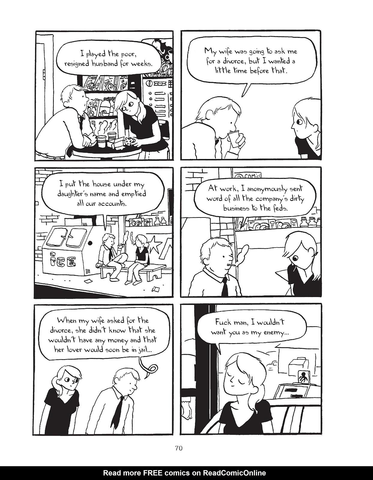 Read online Bastard comic -  Issue # TPB (Part 1) - 73