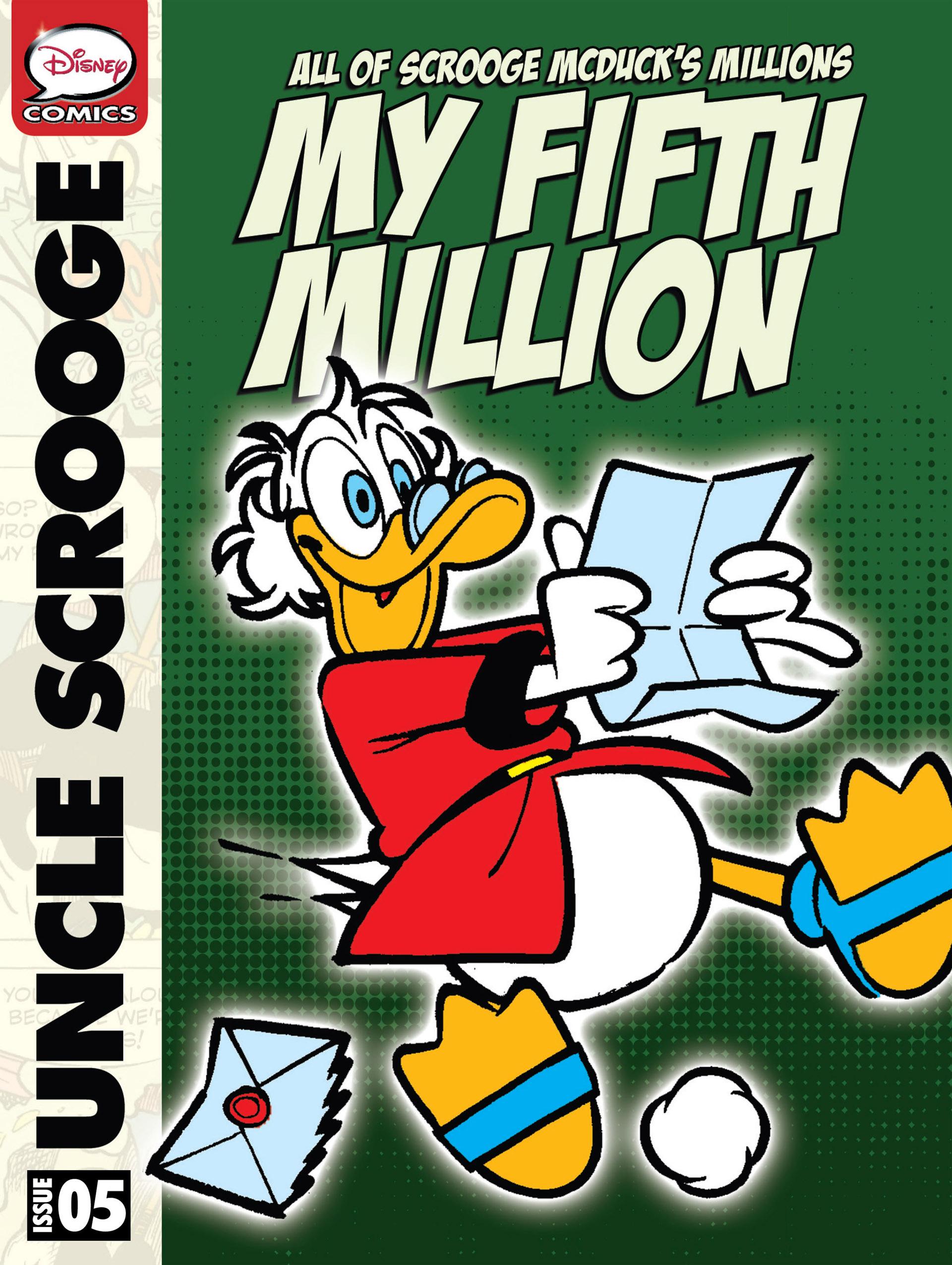 Read online All of Scrooge McDuck's Millions comic -  Issue #5 - 2