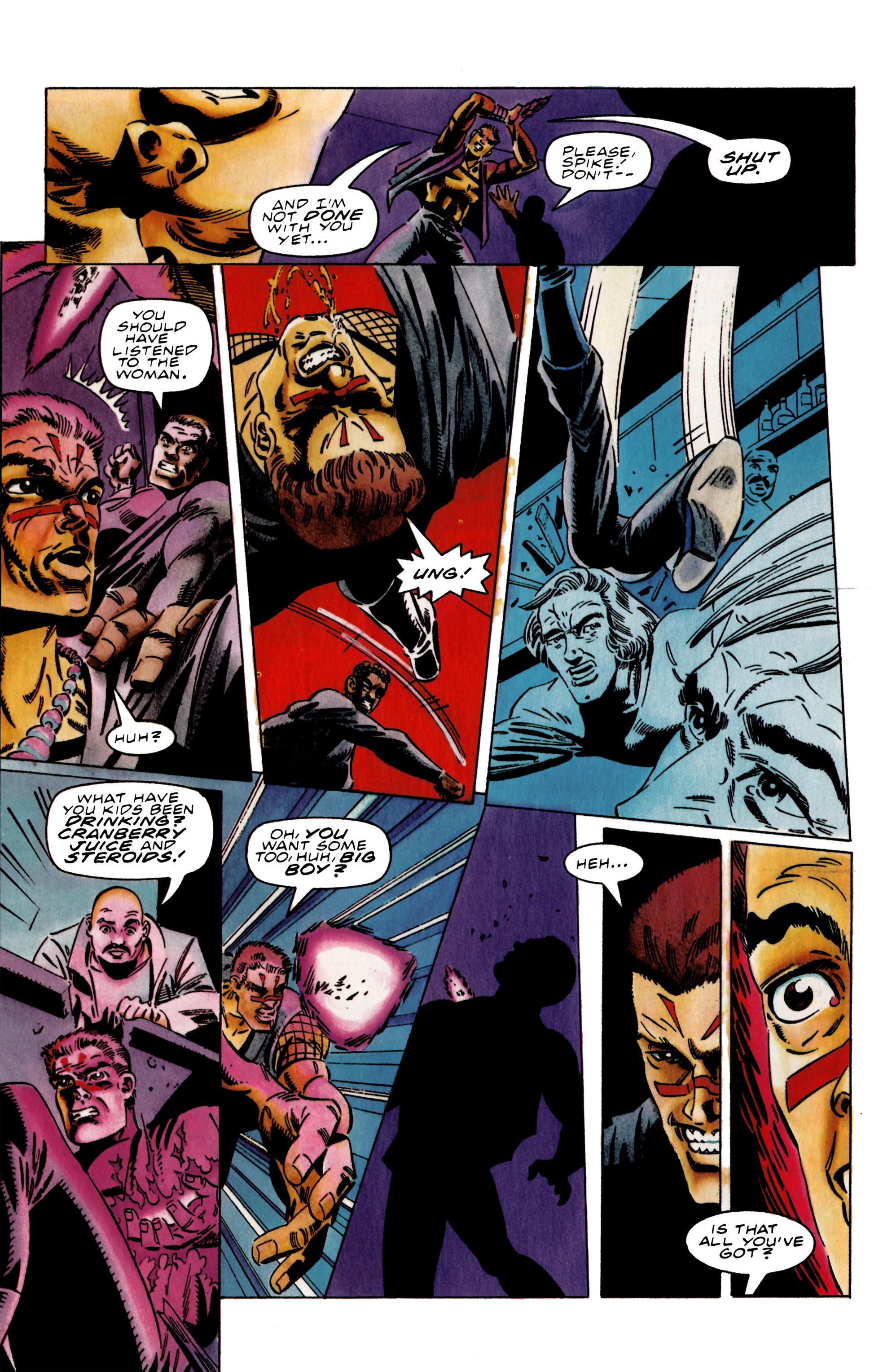 Read online Harbinger (1992) comic -  Issue #38 - 19