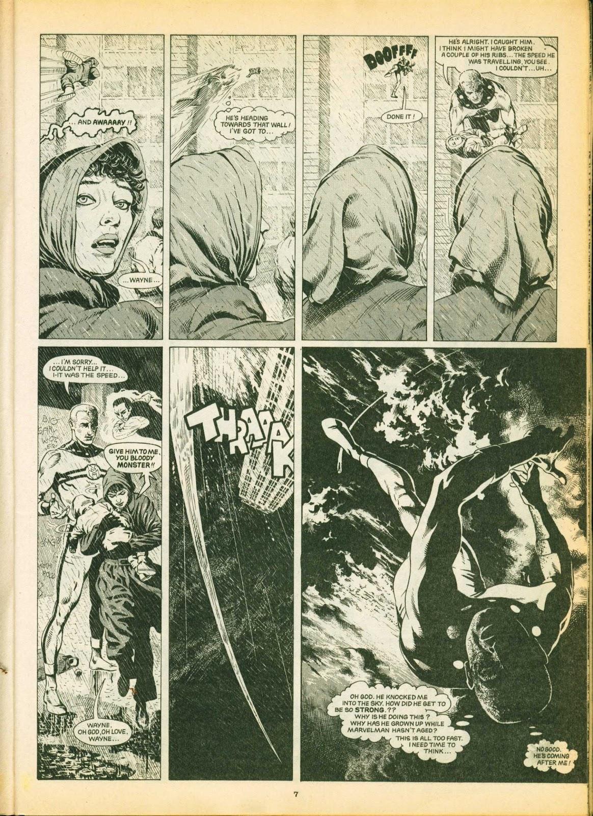 Warrior Issue #5 #6 - English 7
