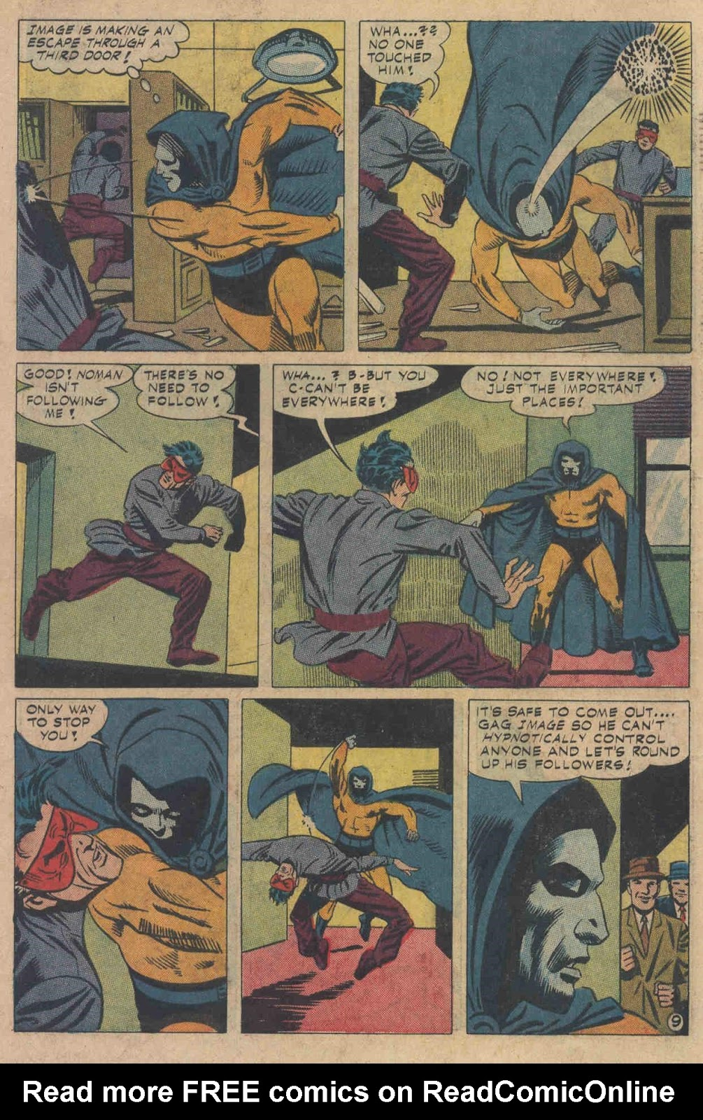 T.H.U.N.D.E.R. Agents (1965) issue 6 - Page 64