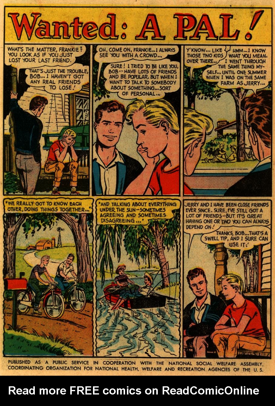 Read online All-Star Western (1951) comic -  Issue #102 - 14