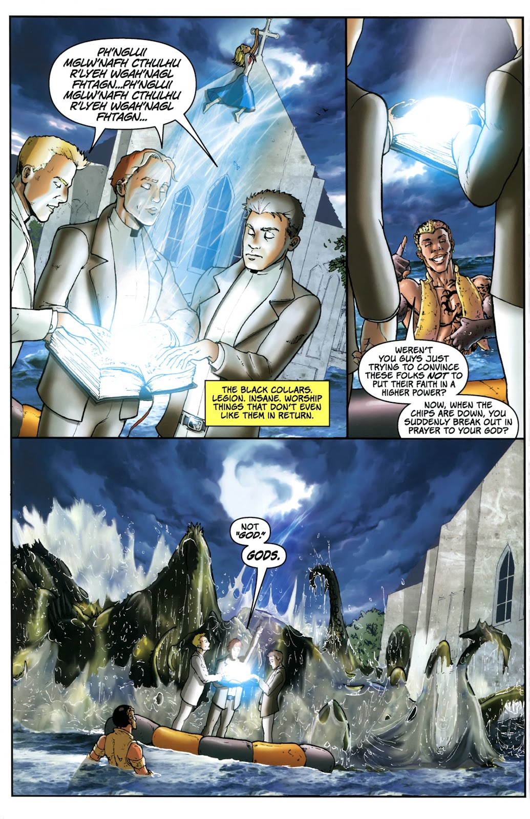 Read online The In Crowd comic -  Issue #2 - 7