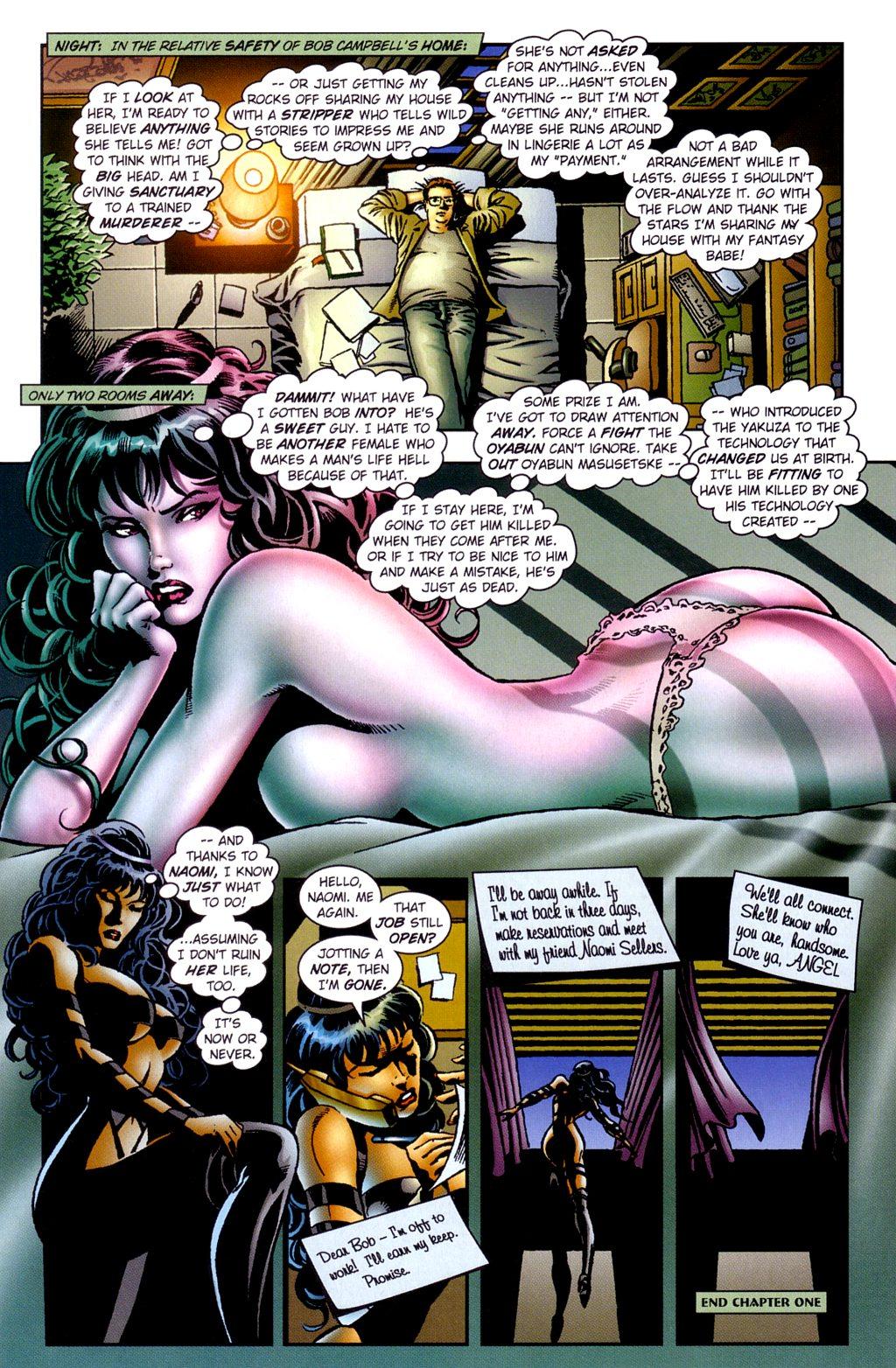 Read online Jade Warriors comic -  Issue #2 - 12