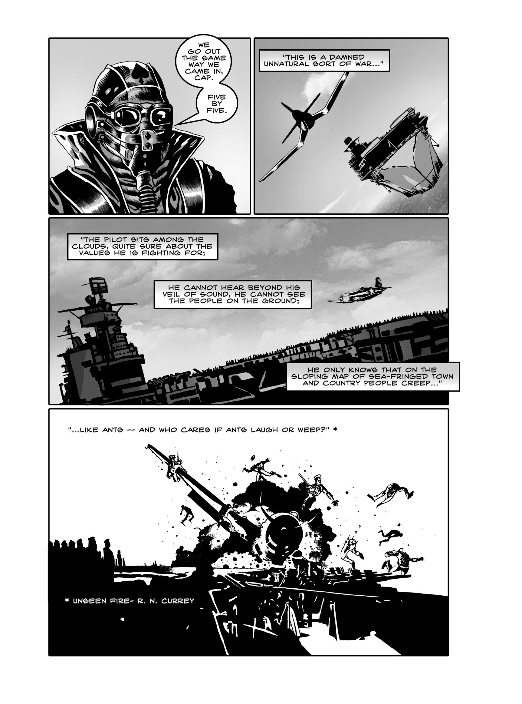 Read online FUBAR comic -  Issue #2 - 101