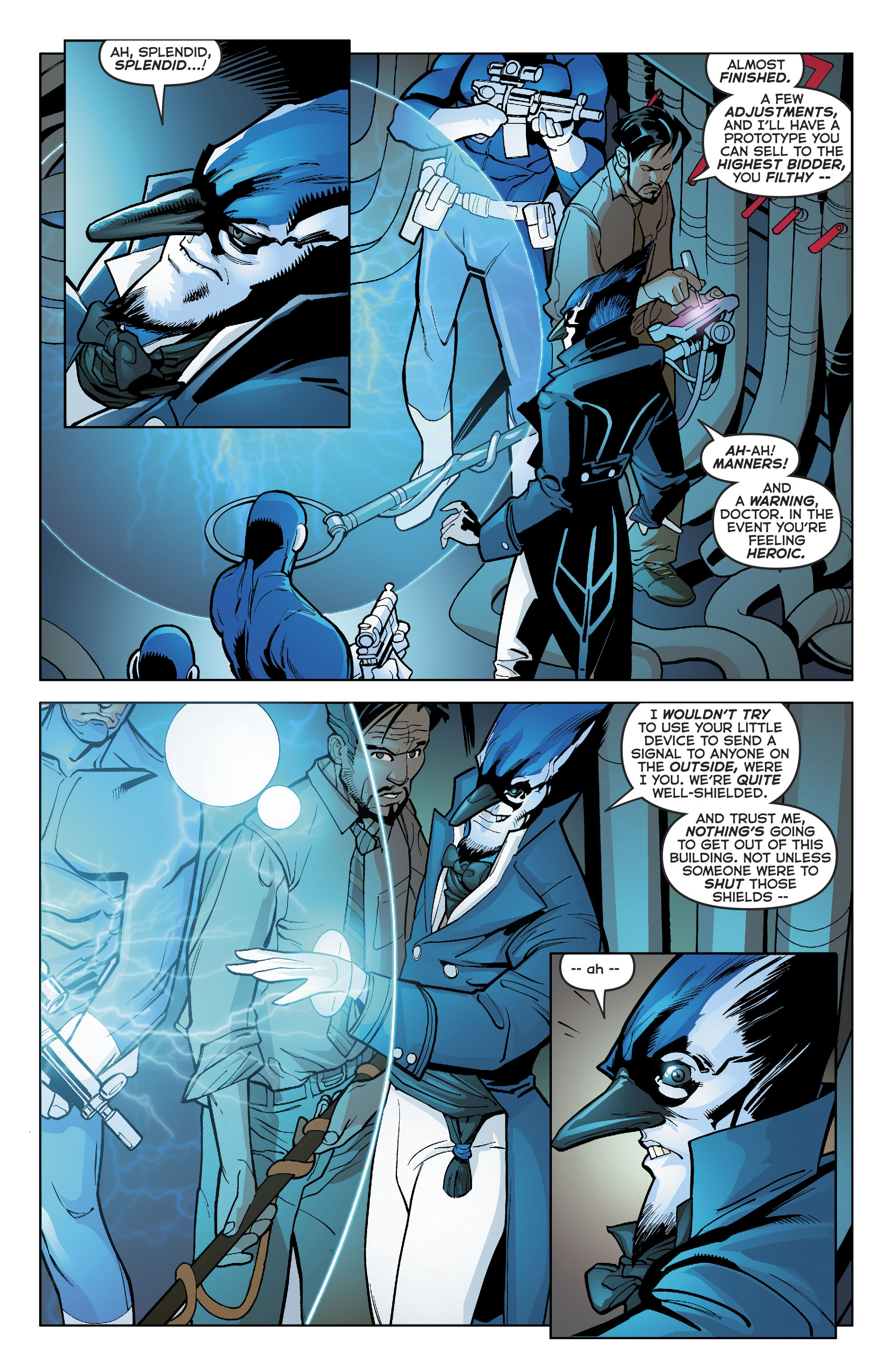 Read online Astro City comic -  Issue #44 - 18