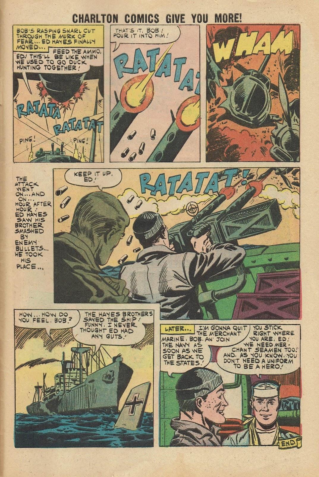 Read online Fightin' Navy comic -  Issue #96 - 33