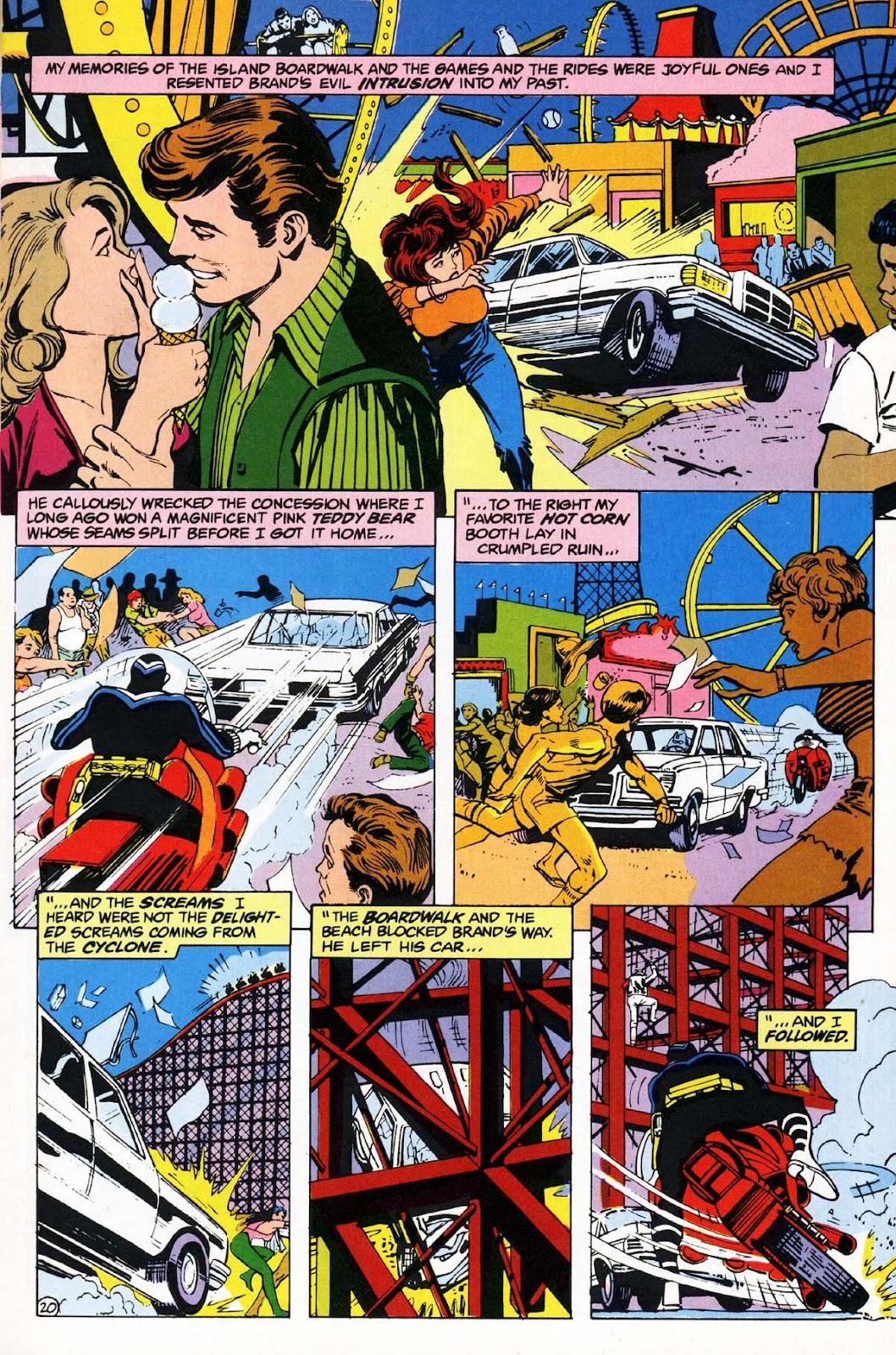 Vigilante (1983) issue 1 - Page 21