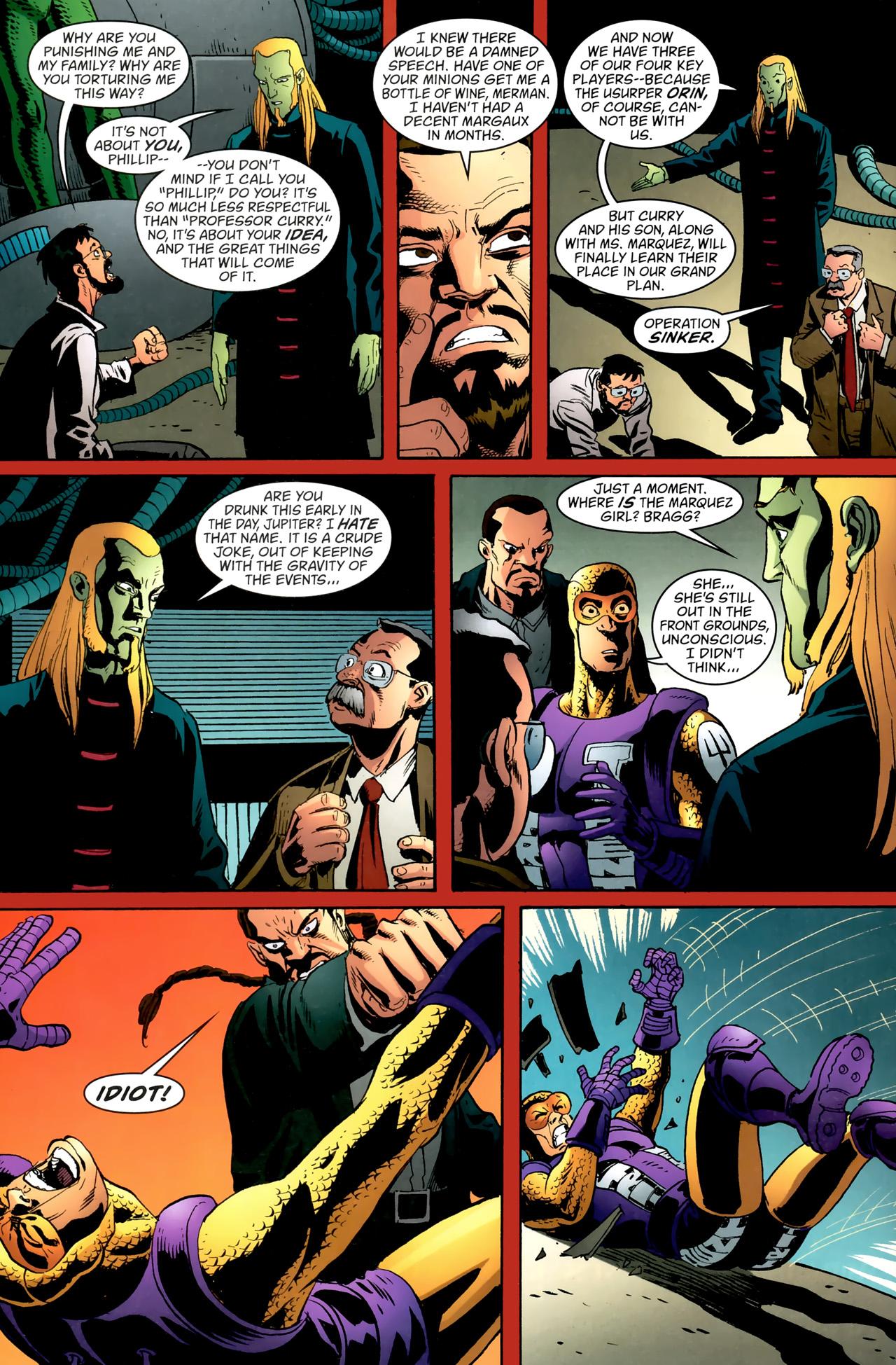 Read online Aquaman: Sword of Atlantis comic -  Issue #55 - 3