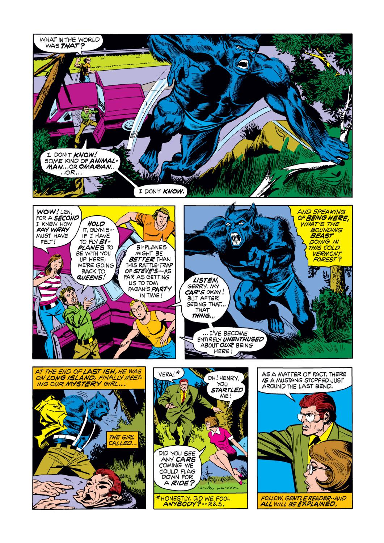 Read online Amazing Adventures (1970) comic -  Issue #16 - 3