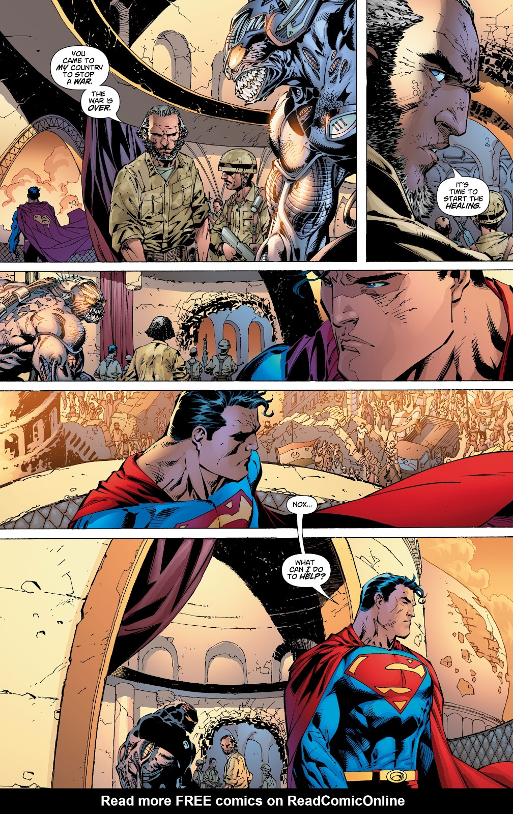 Read online Superman: For Tomorrow comic -  Issue # TPB (Part 1) - 74