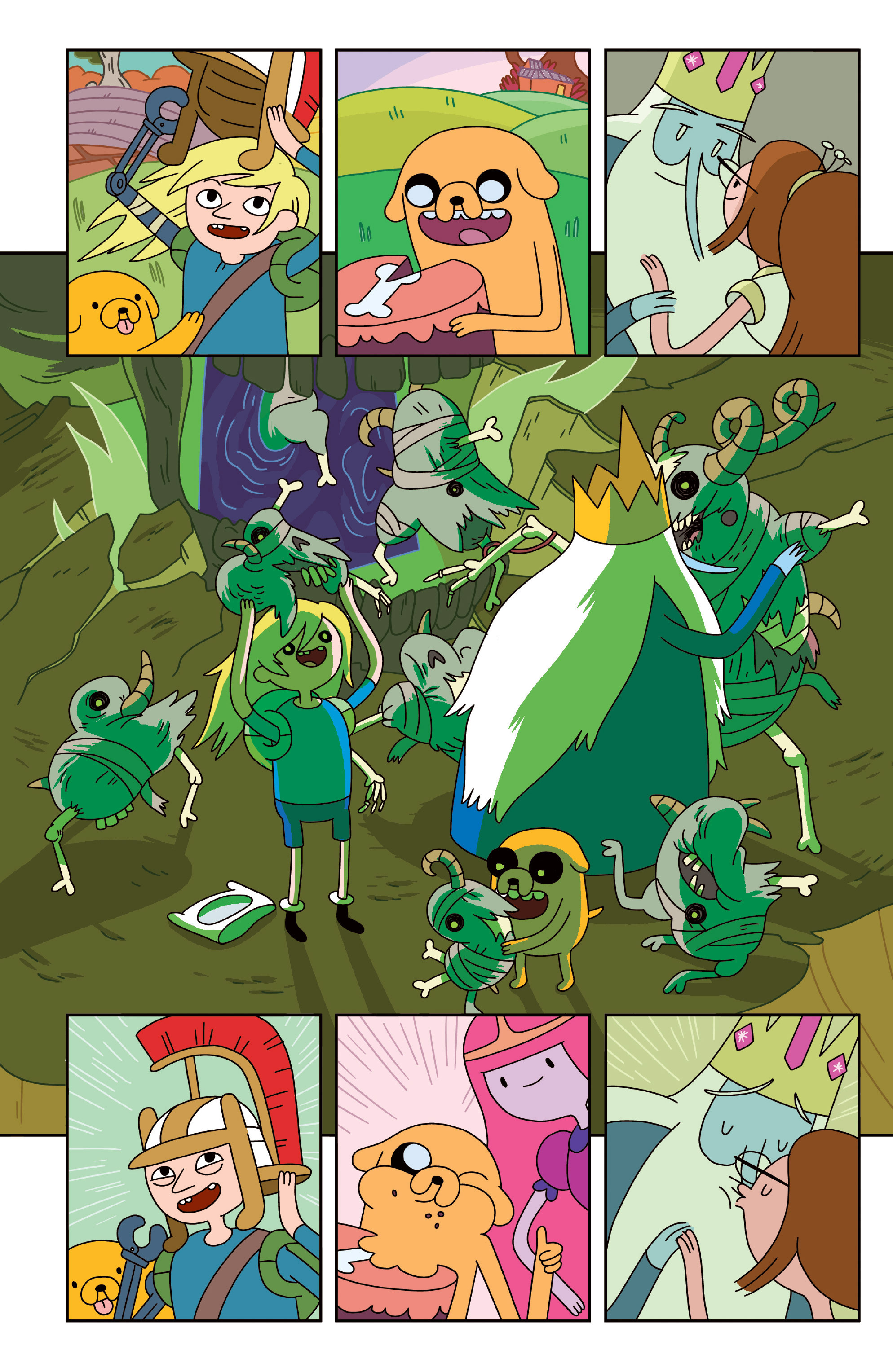 Read online Adventure Time comic -  Issue #Adventure Time _TPB 4 - 78