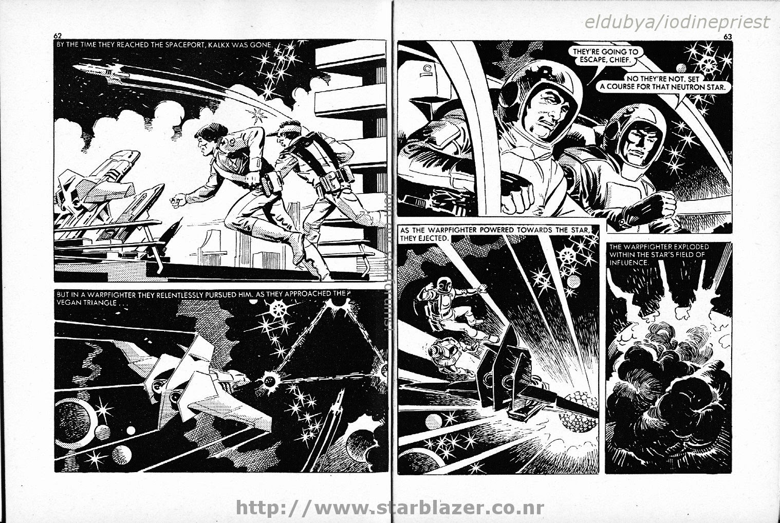 Starblazer issue 97 - Page 33