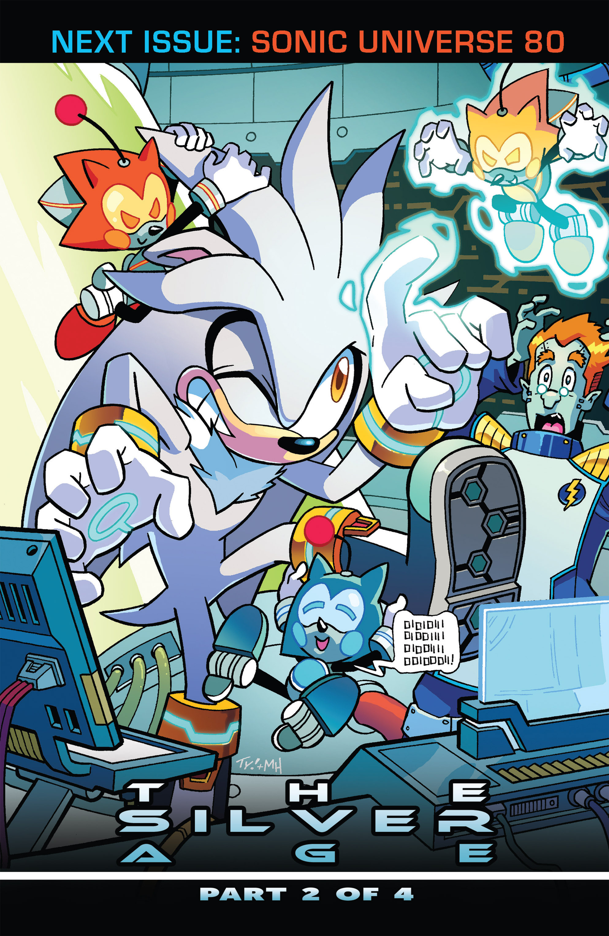 Read online Sonic Universe comic -  Issue #79 - 25