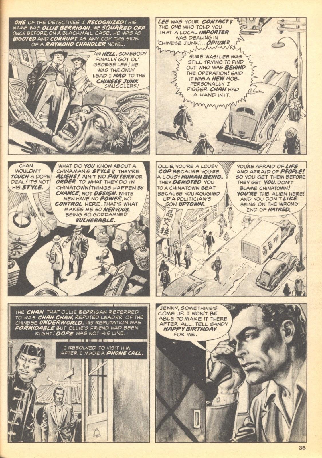 Creepy (1964) Issue #122 #122 - English 33