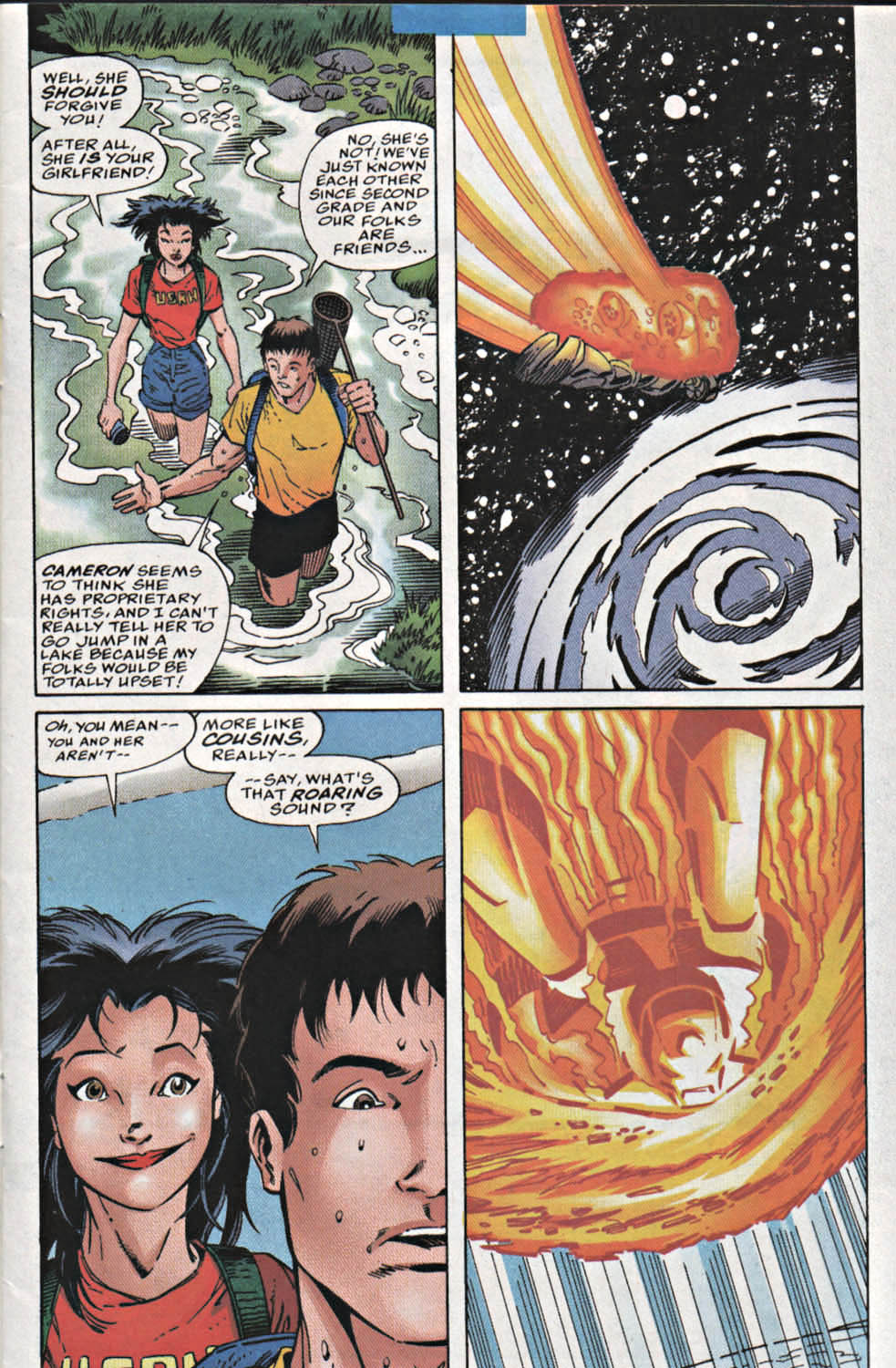 Wild Thing (1999) issue 5 - Page 4