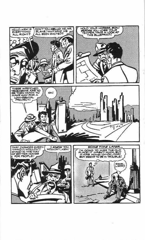 Read online Men of Mystery Comics comic -  Issue #47 - 40