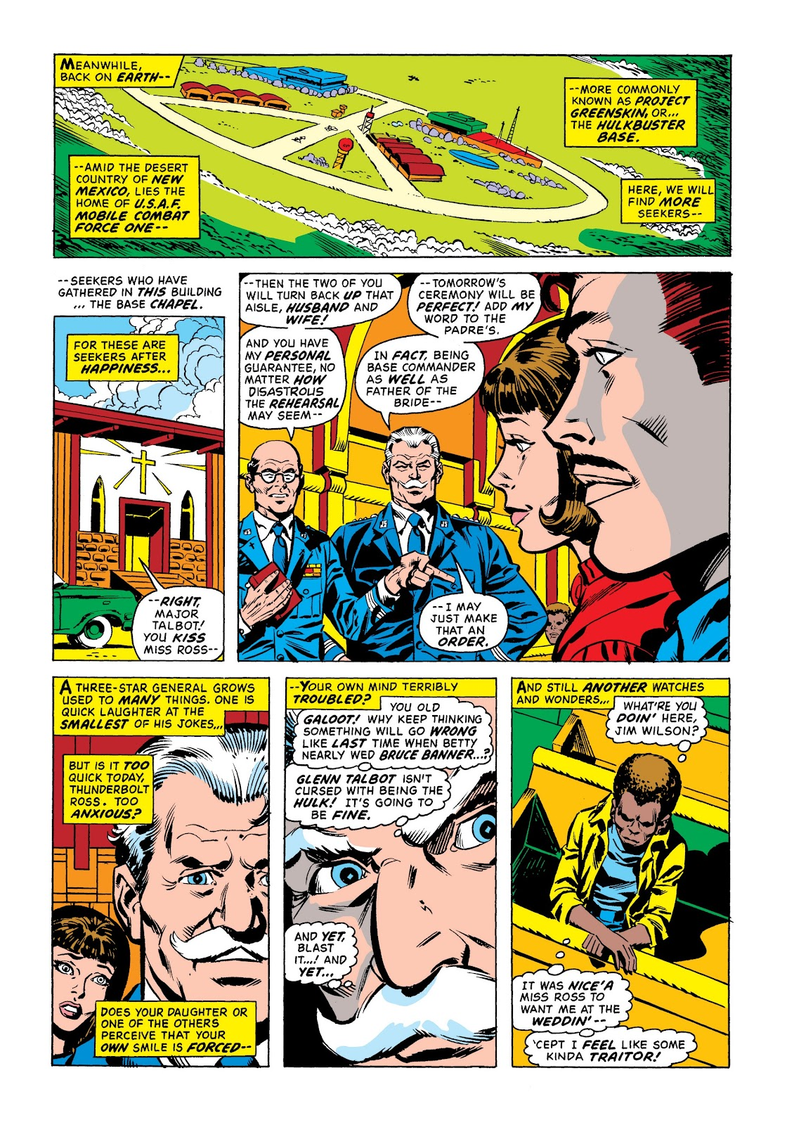 Read online Marvel Masterworks: The Incredible Hulk comic -  Issue # TPB 9 (Part 1) - 13