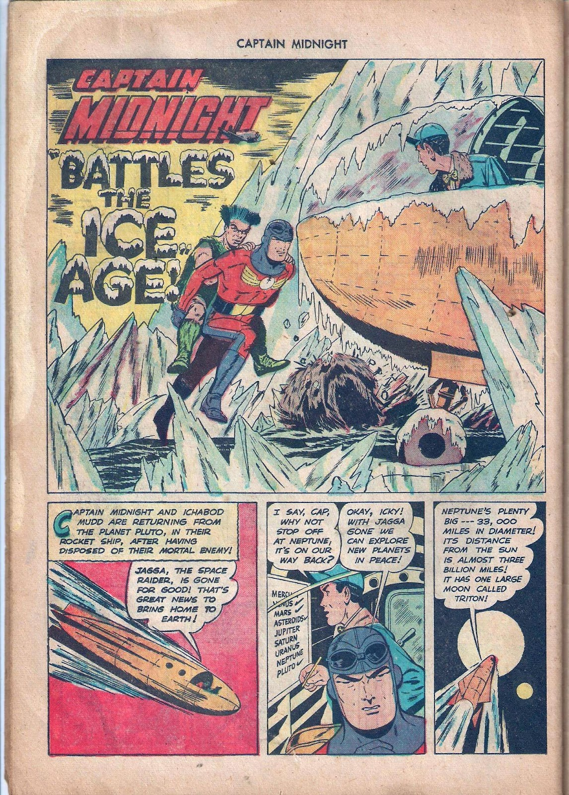 Captain Midnight (1942) issue 59 - Page 25