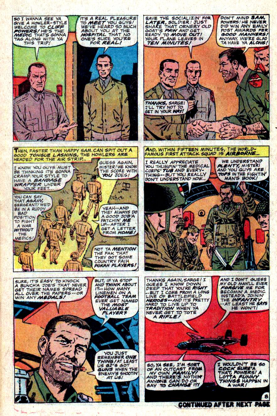 Read online Sgt. Fury comic -  Issue #46 - 12