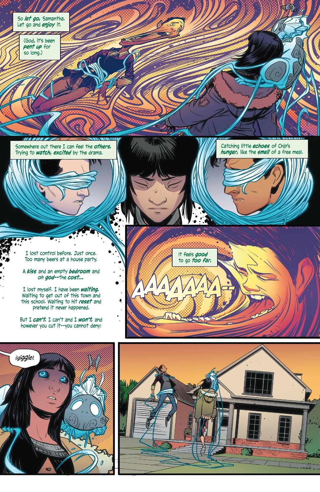 Read online Alienated comic -  Issue #3 - 19