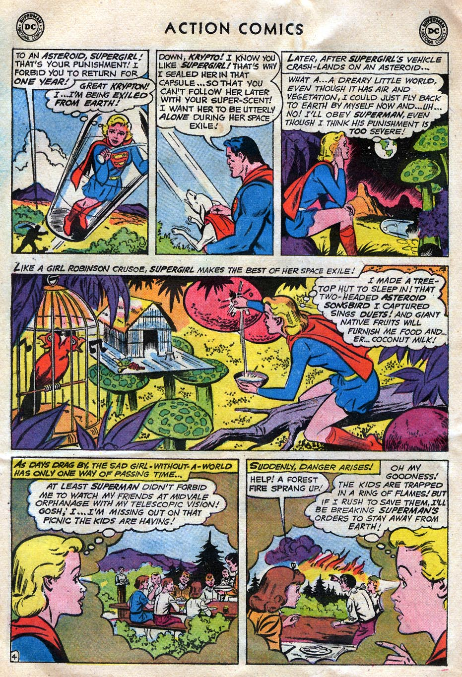 Read online Action Comics (1938) comic -  Issue #258 - 28