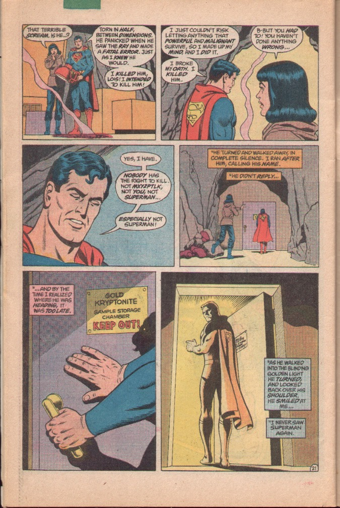Read online Action Comics (1938) comic -  Issue #583 - 22