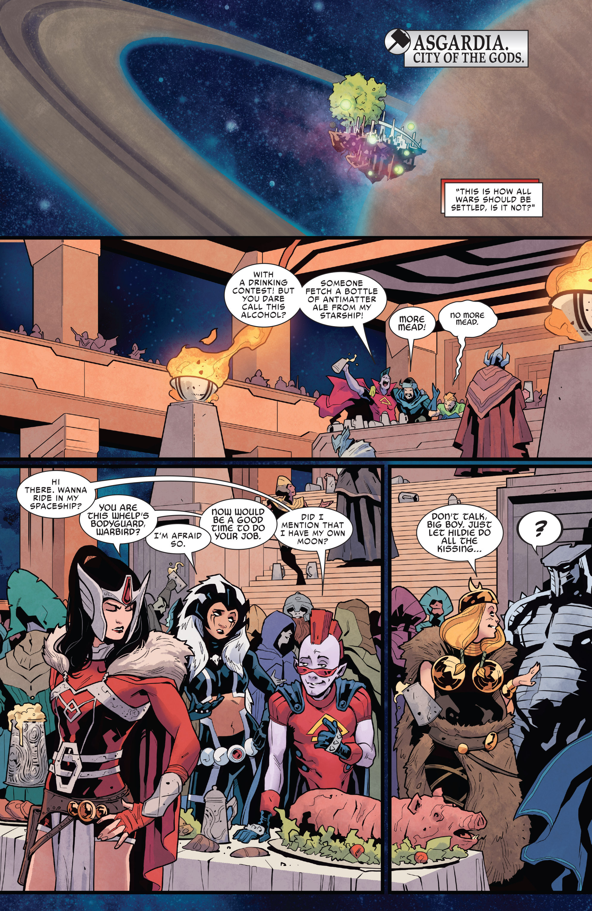 Read online Mighty Thor (2016) comic -  Issue #19 - 14