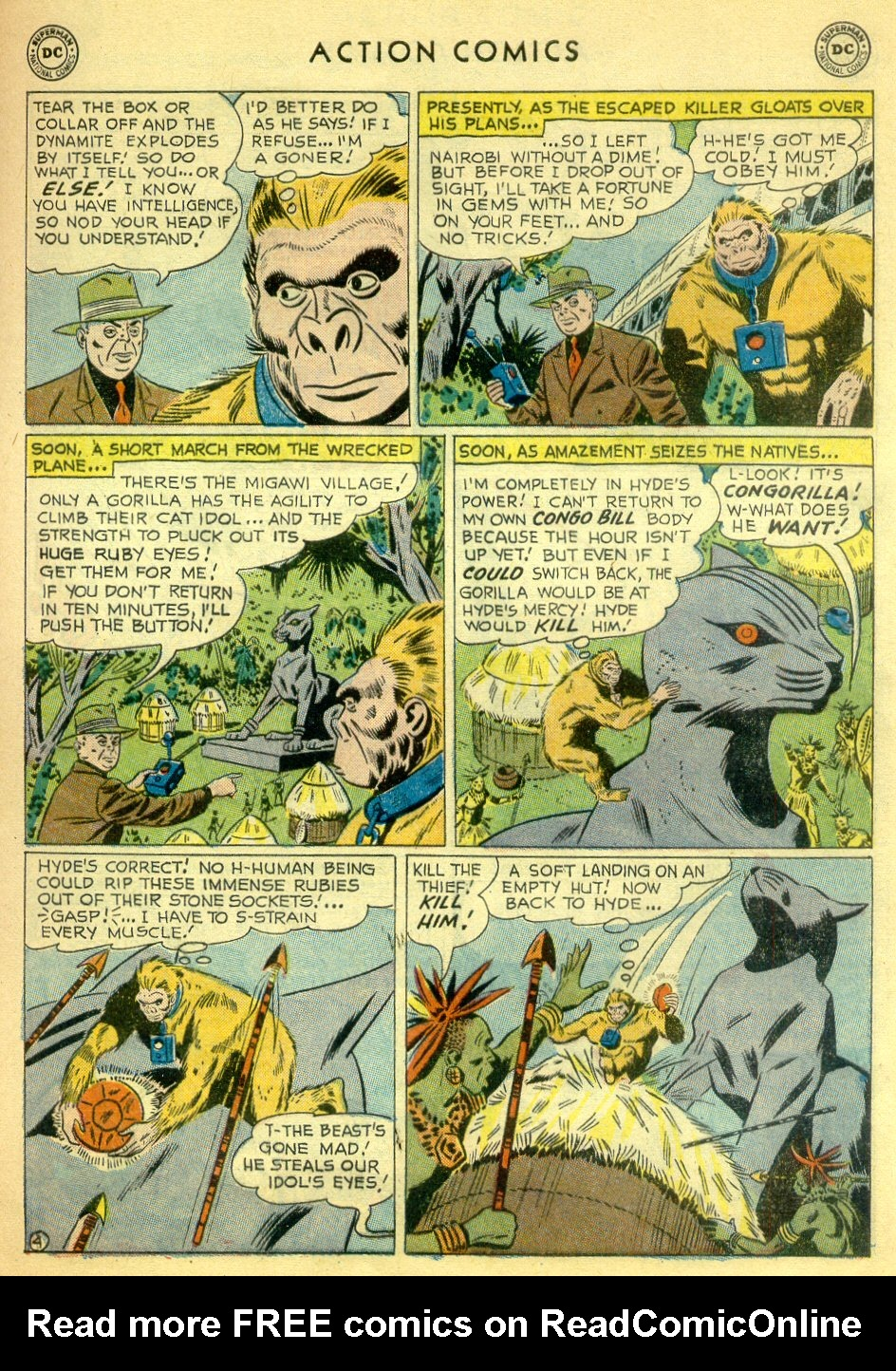 Action Comics (1938) 251 Page 20