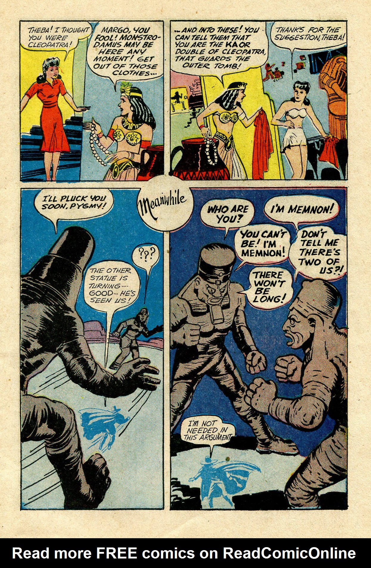 Read online Shadow Comics comic -  Issue #33 - 13